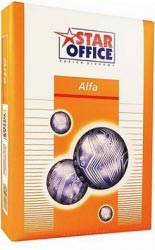 Бумага Star Office Alba А4 80 г\м2