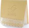 Готовые конверты из дизайнерской бумаги для свадьбы золотые