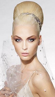 Свадебные прически Киев