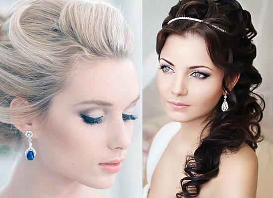 Свадебный макияж недорого цена